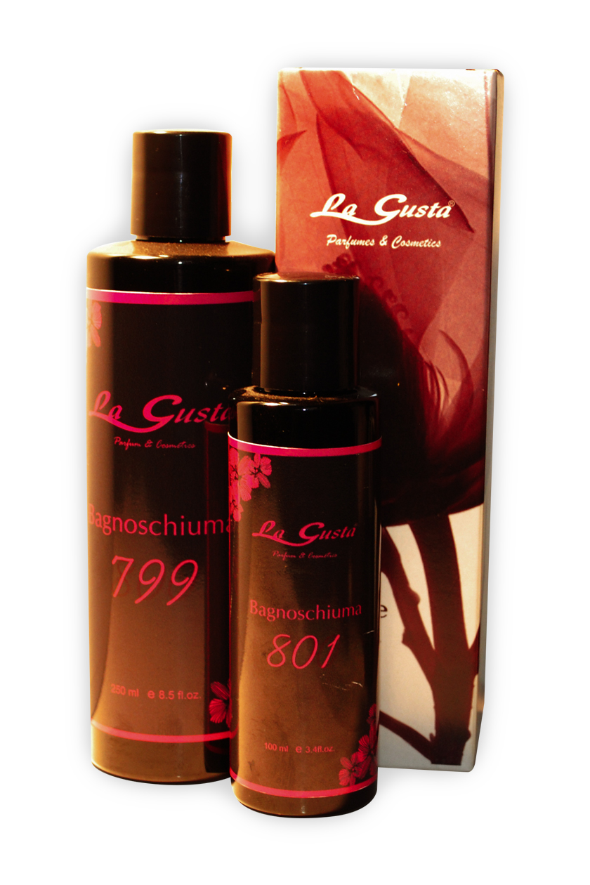 Bagnoschiuma 250ml - Donna - Muschio Vidal