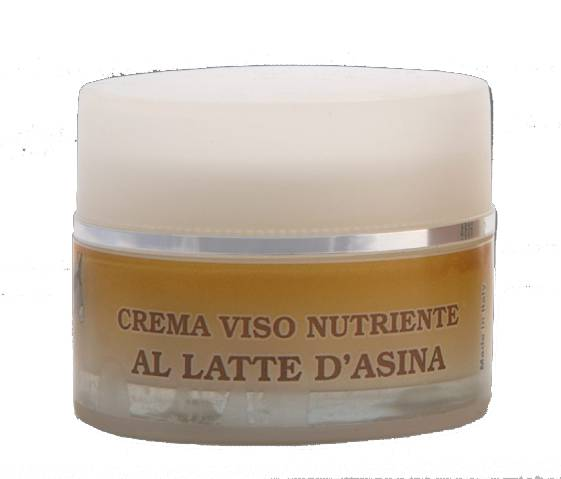 Crema viso Nutriente da 50ml -Latte Asina